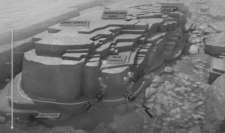 Povandeninio miesto paslaptys 3