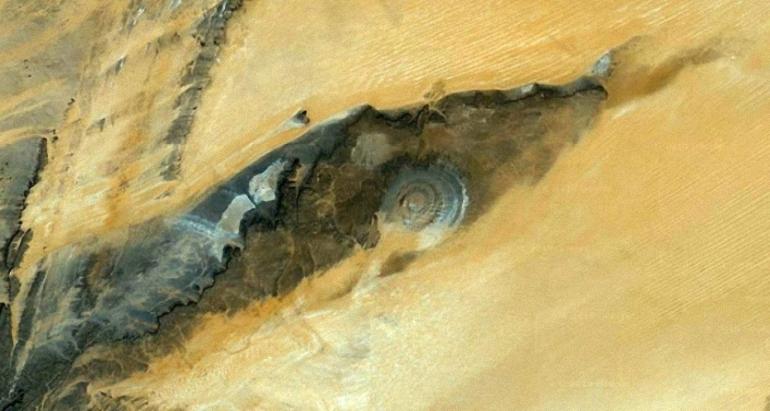 Guel-er-Rišatas Sacharoje - Atlantidos liekanos 2